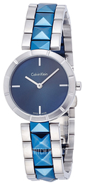 Calvin Klein Dress Blue/Steel Ø30 mm K5T33T4N