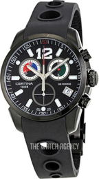 Certina DS Rookie Black/Rubber Ø40 mm C016.417.17.057.01