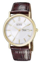Citizen Leather White/Leather Ø36 mm BM8243-05AE