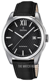 Festina Dress Black/Leather Ø39 mm F16885-4