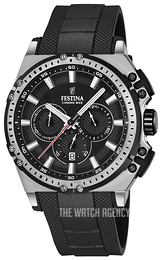 Festina Sport Black/Rubber Ø44 mm F16970-4