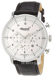 Ingersoll Houston White/Leather Ø44 mm IN2816WH
