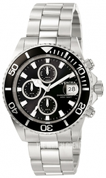 Invicta Pro Diver Sport Black/Steel Ø43 mm 1003