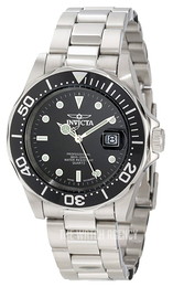 Invicta Pro Diver Mako Black/Steel Ø40 mm 9307