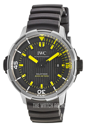 IWC Aquatimer Black/Rubber Ø46 mm IW358001