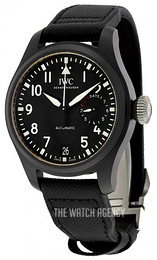 IWC Pilots Classic Black/Leather Ø46 mm IW502001
