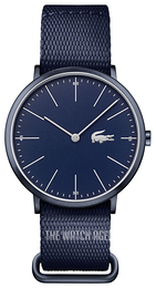 Lacoste Moon Blue/Leather Ø40 mm 2010874