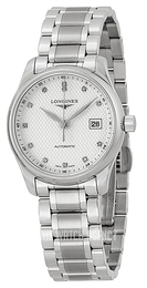 Longines Master Silver colored/Steel Ø29 mm L2.257.4.77.6
