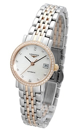 Longines Longines Elegant White/Steel Ø25.5 mm L4.309.5.88.7