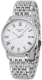 Longines Lyre White/Steel Ø39 mm L4.859.4.11.6