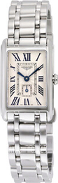 Longines DolceVita Silver colored/Steel L5.255.4.71.6