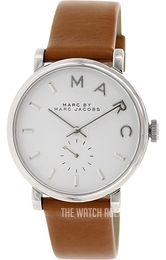 Marc by Marc Jacobs White/Leather Ø36.5 mm MBM1265