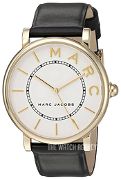 Marc by Marc Jacobs White/Leather Ø36 mm MJ1532