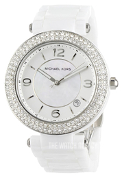 Michael Kors Ceramic White/Ceramic Ø39 mm MK5308