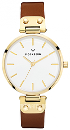 Mockberg Original White/Leather Ø34 mm MO108