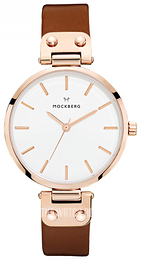 Mockberg Original White/Leather Ø34 mm MO109