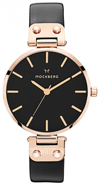 Mockberg Original Black/Leather Ø34 mm MO110