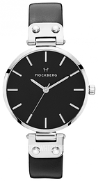 Mockberg Original Black/Leather Ø34 mm MO111