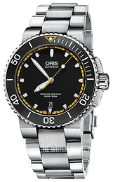 Oris Diving Black/Steel Ø43 mm 01 733 7653 4127-07 8 26 01PEB