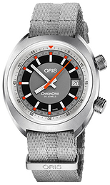 Oris Motor Sport Grey/Steel Ø39 mm 01 733 7737 4053-07 5 19 23