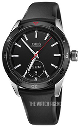 Oris Motor Sport Black/Rubber Ø42 mm 01 735 7662 4424-07 4 21 26FC