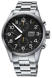 Oris Aviation Black/Steel Ø44 mm 01 774 7699 4134-07 8 22 19