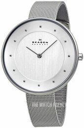 Skagen Gitte Silver colored/Steel Ø38 mm SKW2140
