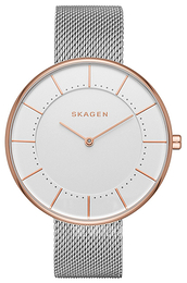 Skagen Gitte Silver colored/Steel Ø38 mm SKW2583