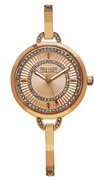 So & Co New York Lenox Rose gold colored/Rose gold colored steel Ø36 mm 5222.3