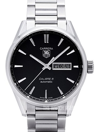 TAG Heuer TAG Heuer Carrera Black/Steel Ø41 mm WAR201A.BA0723