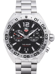 TAG Heuer Formula 1 Black/Steel Ø41 mm WAZ111A.BA0875
