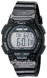 Timex Ironman LCD-screen/Resin plastic Ø42 mm T5K196