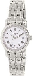 Tissot White/Steel Ø28 mm T033.210.11.013.00