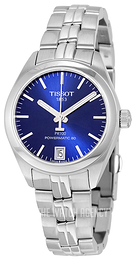 Tissot PR 100 Automatic Lady Blue/Steel Ø33 mm T101.207.11.041.00