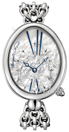 Breguet Reine De Naples White/Steel Ø35.5 mm 8967ST-51-J50