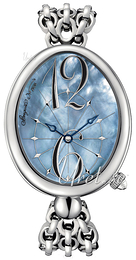 Breguet Reine De Naples Blue/Steel Ø35.5 mm 8967ST-V8-J50