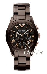 Emporio Armani Sportivo Brown/Ceramic Ø42 mm AR1446