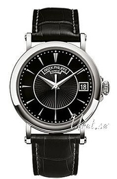 Patek Philippe Calatrava Black/Leather Ø38 mm 5153G