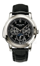 Patek Philippe Grand Complications Black/Leather Ø42 mm 5074P/001