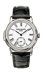 Patek Philippe Grand Complications White/Leather Ø38 mm 5078P/001