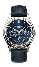 Patek Philippe Grand Complications Black/Leather Ø37.2 mm 5140P/001
