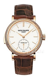 Patek Philippe Grand Complications White/Leather Ø36 mm 5339R/001