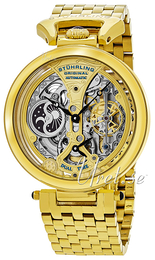 Stührling Original Legacy Special Reserve Yellow gold toned/Yellow gold toned steel Ø46 mm 797.02